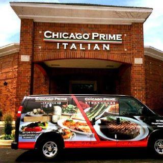 A photo of Chicago Prime Italian restaurant