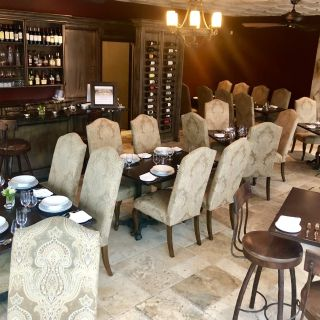 A photo of Bacchus Ristorante inc. restaurant
