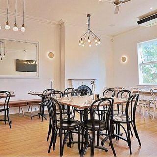 A photo of Melba Social restaurant