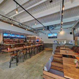 A photo of Lido Bar + Grill restaurant