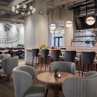 Foto von The Bar at Hotel Zachary Restaurant