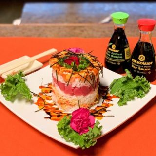 A photo of Samu Bar Sushi Hibachi restaurant