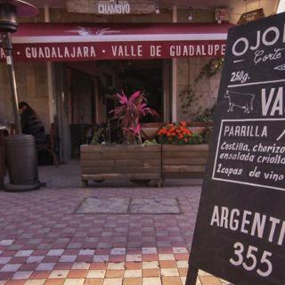 Una foto del restaurante Chamuyo - Guadalajara