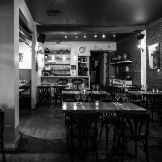A photo of Quoi de B'Oeuf restaurant