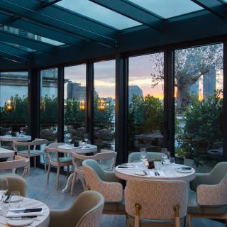 A photo of Mercer Roof Terrace restaurant