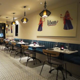 A photo of Liban Tapas restaurant