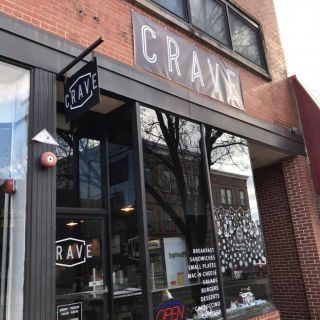 A photo of Crave restaurant