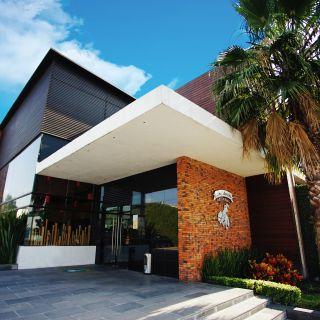 Una foto del restaurante La Estancia Argentina - Queretaro