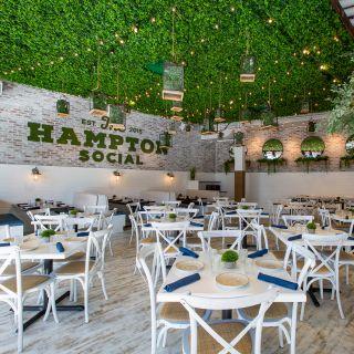 A photo of The Hampton Social - Skokie restaurant