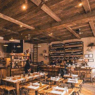 A photo of St. Tropez Wine Bar restaurant