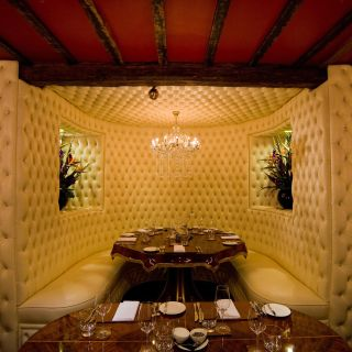 A photo of Crazy Bear Beaconsfield - English Restaurant restaurant