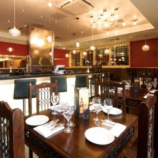 A photo of ERIKI Indian Restaurant restaurant
