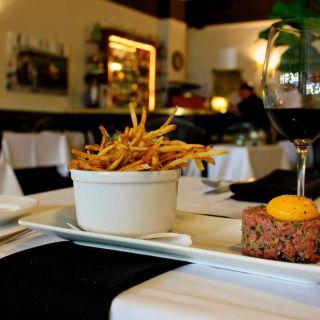 A photo of Café de France restaurant