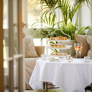 A photo of Afternoon Tea at the Drawing Room at Coworth Park restaurant