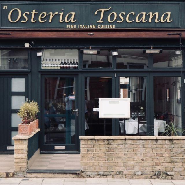 Osteria Toscana, London