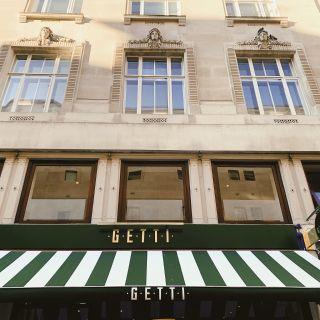 A photo of Getti - Jermyn Street restaurant
