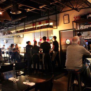 Una foto del restaurante Blackbelly Market