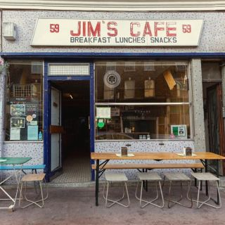 Jim's Cafeの写真
