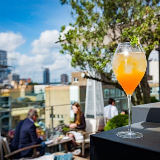 Rooftop Bar & Grill at Boundary Londonの写真