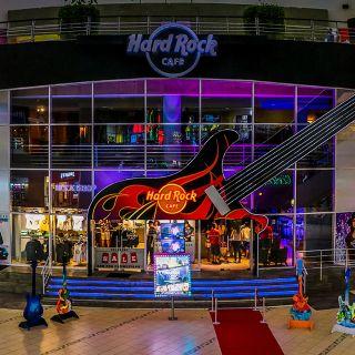 Hard Rock Cafe - Cancun