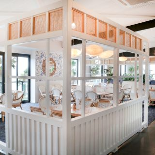 Foto von Captain Baxter Restaurant