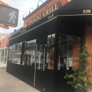 A photo of Panini Grill restaurant
