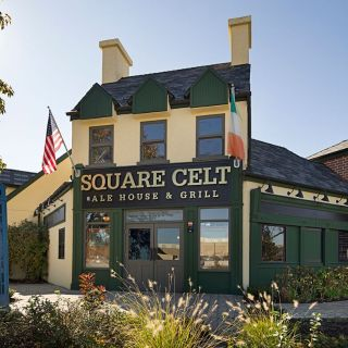 A photo of Square Celt restaurant