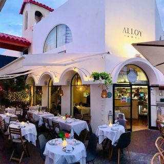 A photo of Alloy Bistro restaurant