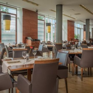 A photo of The Larder @ Hilton Reading restaurant
