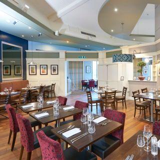 A photo of The Larder @ Hilton Bracknell restaurant