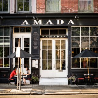 A photo of Amada PHL restaurant