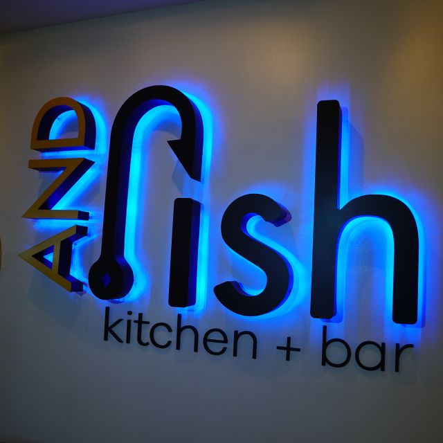 AND Fish Kitchen + Bar, Pompano Beach, FL