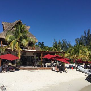 Una foto del restaurante Mar Bella - Isla Mujeres