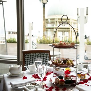 A photo of Rowes Wharf Sea Grille - Afternoon Tea restaurant