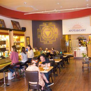 Apothecary Restaurant at Santa Fe Oxygen and Healing Barの写真