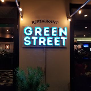 A photo of Green Street Restaurant restaurant