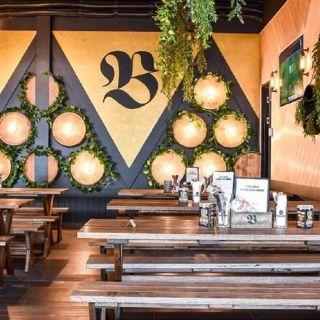 A photo of The Bavarian Sunshine Plaza restaurant
