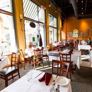 A photo of Portobello Grill restaurant