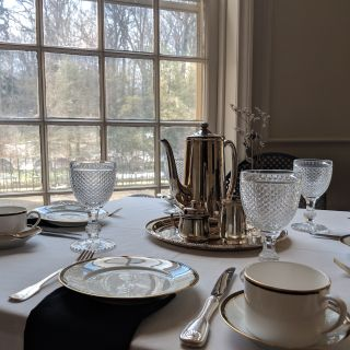 A photo of The Cottage Tea Room at Winterthur Museum restaurant