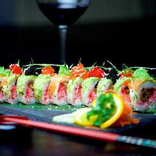 A photo of Shibuya Sushi Art restaurant