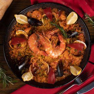 A photo of Casa España Tapas y Vinos restaurant