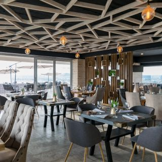 A photo of Sky 360 + 1 restaurant