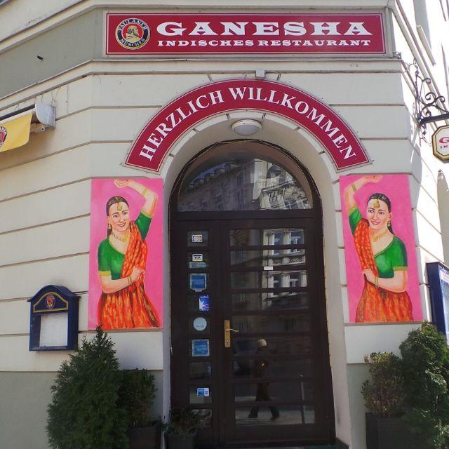 Ganesha Indisches Restaurant, München, BY