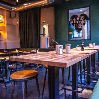 Foto von Was wir wirklich lieben Kraftwerk Bahrenfeld Restaurant