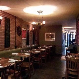 A photo of Drunken Horse restaurant
