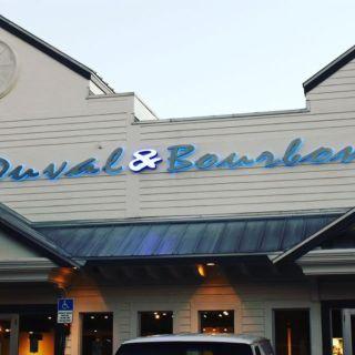 A photo of Duval & Bourbon restaurant