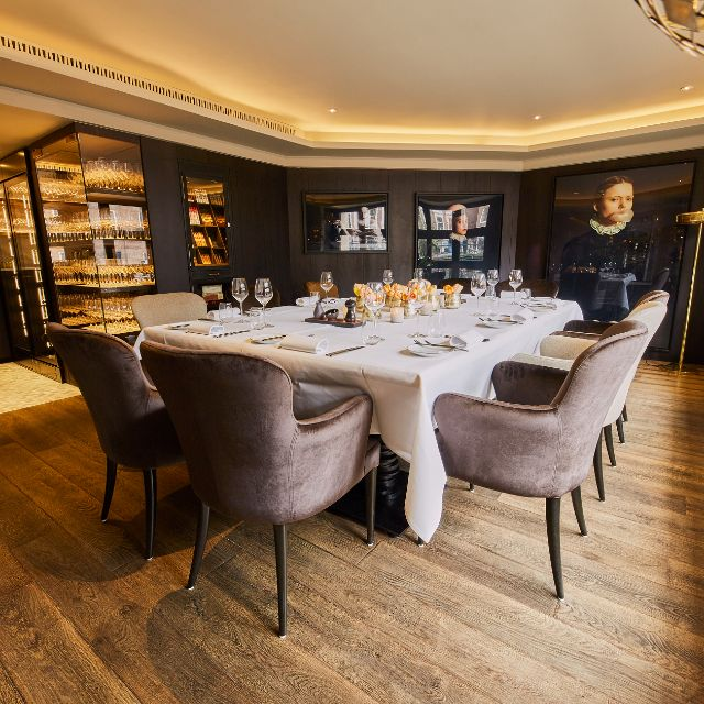 Private Dining - Bridges - Sofitel Legend The Grand Amsterdam, Amsterdam, Noord-Holland