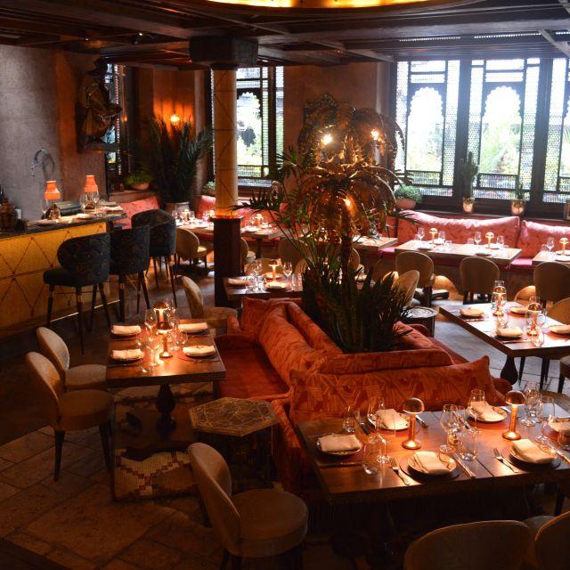 Momo Restaurant, London
