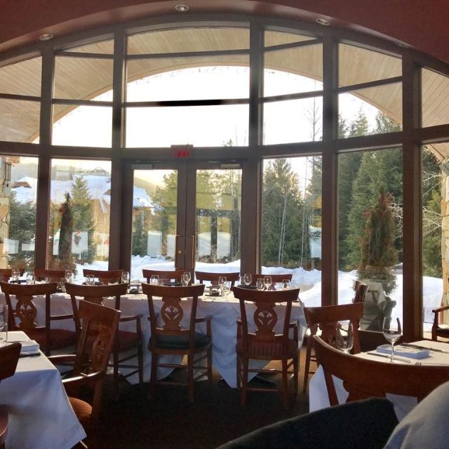 The Chalet and Clubhouse at the Fairmont Golf Course, Whistler, BC