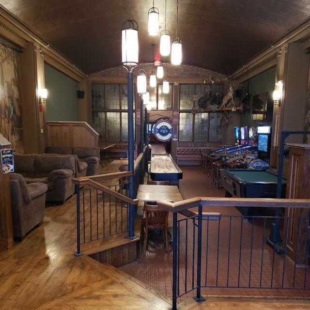 Game Room - Lafayette Brewing Company, Buffalo, NY